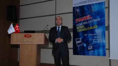 Uzaktan Eğitimde Mobil Teknolojiler Paneli